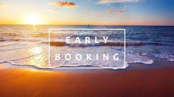 Offerte Advance Booking